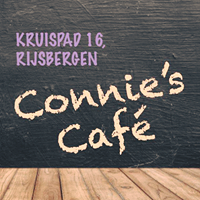 logo connies cafe
